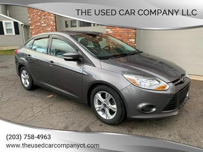used 2014 Ford Focus car, priced at $6,995