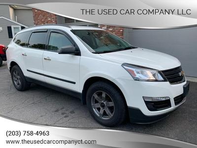 used 2015 Chevrolet Traverse car, priced at $14,995