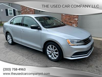 used 2015 Volkswagen Jetta car, priced at $11,295