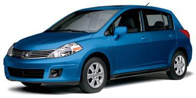 used 2009 Nissan Versa car, priced at $3,995