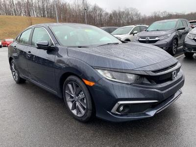 new 2021 Honda Civic car, priced at $24,508