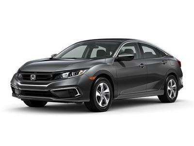 new 2021 Honda Civic car, priced at $21,233