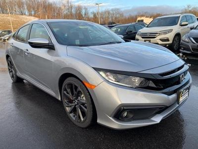 new 2021 Honda Civic car, priced at $22,828