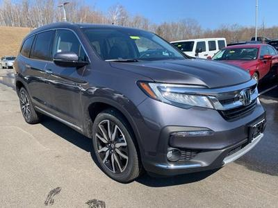 new 2021 Honda Pilot car, priced at $43,167