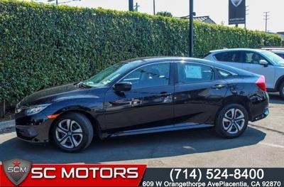 used 2016 Honda Civic car, priced at $8,488