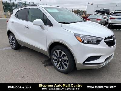 new 2021 Buick Encore car, priced at $28,200