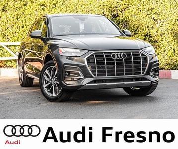 new 2021 Audi Q5 car, priced at $47,435