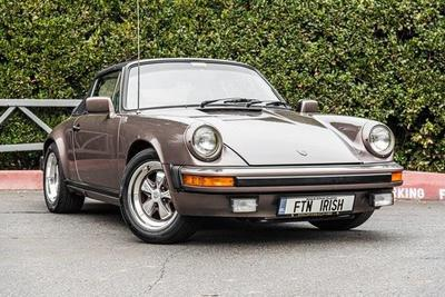 used 1983 Porsche 911 car, priced at $54,599