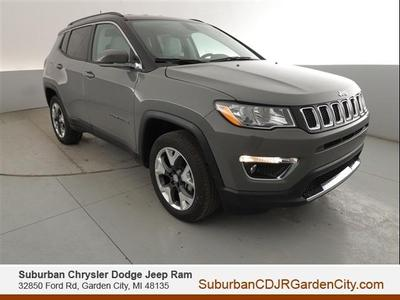 new 2020 Jeep Compass car, priced at $26,638
