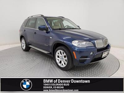 used 2013 BMW X5 car, priced at $12,896