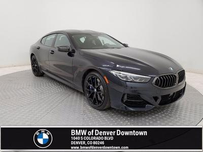 new 2021 BMW M850 Gran Coupe car, priced at $124,300