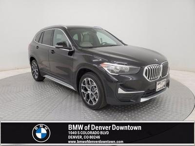 used 2021 BMW X1 car, priced at $37,601