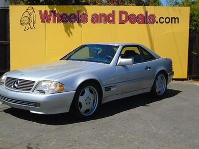 used 1994 Mercedes-Benz SL-Class car