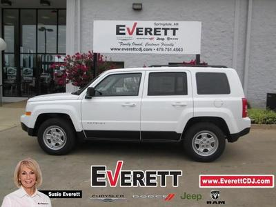 used 2016 Jeep Patriot car, priced at $24,130