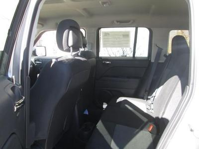 used 2016 Jeep Patriot car, priced at $28,680