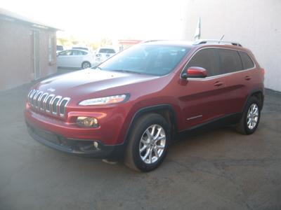 used 2015 Jeep Cherokee car, priced at $10,999