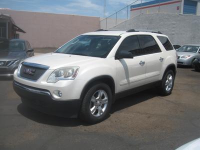 used 2012 GMC Acadia car, priced at $8,499