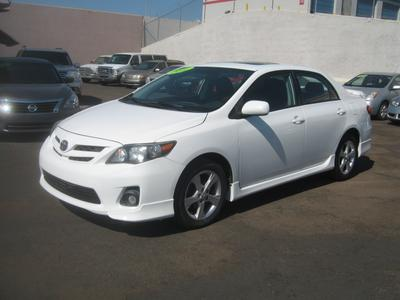 used 2011 Toyota Corolla car, priced at $8,499