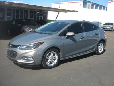 used 2018 Chevrolet Cruze car, priced at $10,999