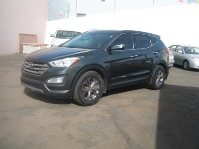 used 2013 Hyundai Santa Fe car, priced at $10,499