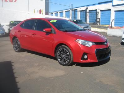 used 2015 Toyota Corolla car, priced at $9,999