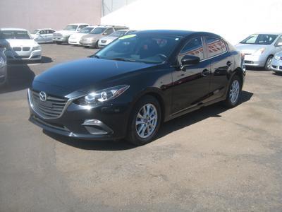used 2016 Mazda Mazda3 car, priced at $9,999