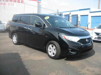 used 2015 Nissan Quest car, priced at $7,999