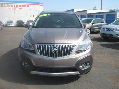 used 2013 Buick Encore car, priced at $5,999