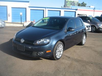 used 2012 Volkswagen Golf car, priced at $10,999