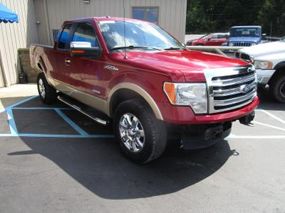 used 2014 Ford F-150 car, priced at $13,000