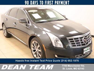 used 2014 Cadillac XTS car, priced at $16,000