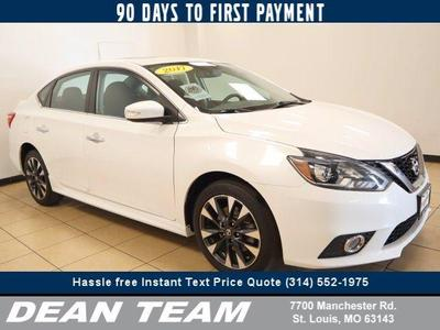 used 2017 Nissan Sentra car, priced at $14,300