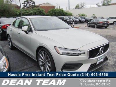 new 2019 Volvo S60 car, priced at $42,710