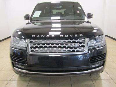 used 2014 Land Rover Range Rover car, priced at $53,950