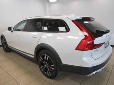 used 2018 Volvo V90 Cross Country car, priced at $36,555