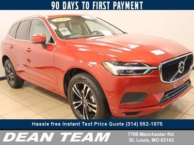 used 2018 Volvo XC60 car, priced at $37,995