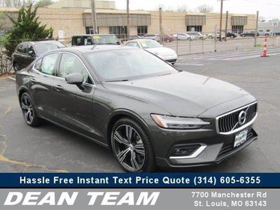 new 2019 Volvo XC60 car, priced at $55,255