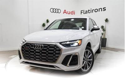 new 2021 Audi SQ5 car, priced at $66,285