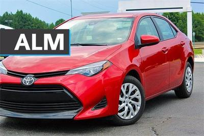 used 2019 Toyota Corolla car, priced at $12,977