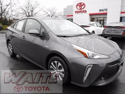 new 2021 Toyota Prius car, priced at $31,698