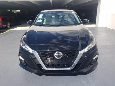 new 2021 Nissan Altima car, priced at $26,333