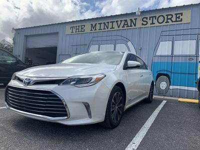 used 2016 Toyota Avalon Hybrid car, priced at $21,490