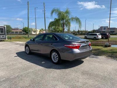 used 2015 Toyota Camry car, priced at $11,990