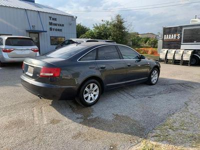 used 2006 Audi A6 car, priced at $4,990