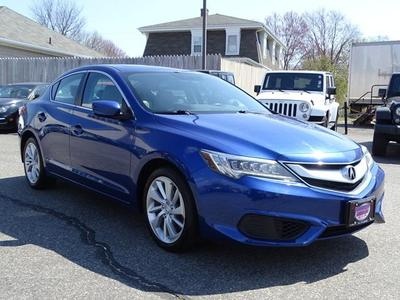 used 2016 Acura ILX car, priced at $15,995