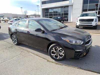 new 2021 Kia Forte car, priced at $18,798