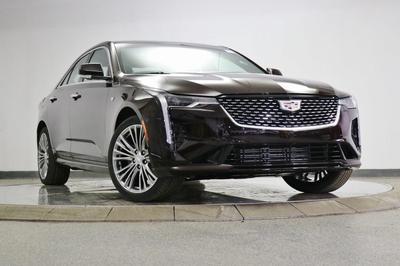 new 2021 Cadillac CT4 car, priced at $43,025