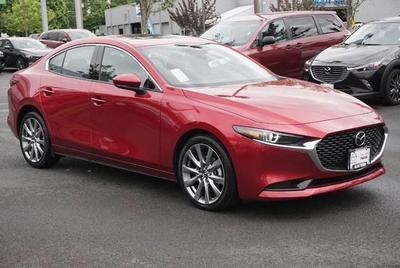 new 2020 Mazda Mazda3 car, priced at $26,799
