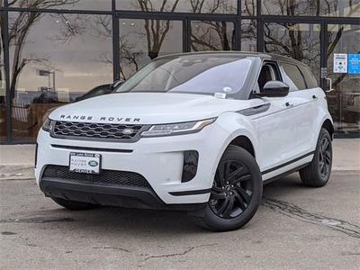 new 2021 Land Rover Range Rover Evoque car, priced at $48,220