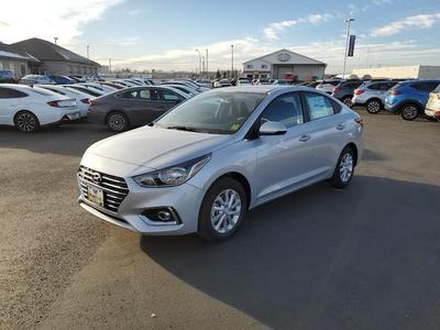 new 2021 Hyundai Accent car, priced at $17,786